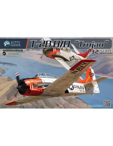 Kitty Hawk KH32014 T-28B/D...