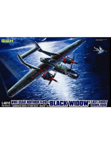 Great Wall Hobby L4810 WWII...