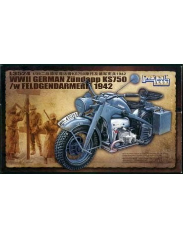 Great Wall Hobby L3524 WWII...