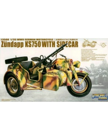 Great Wall Hobby L3508 WWII...