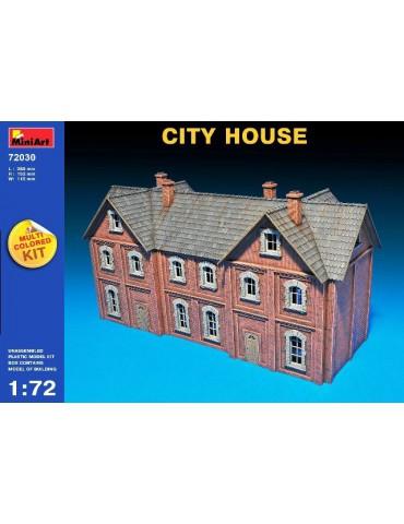MiniArt 72030 Городской дом...