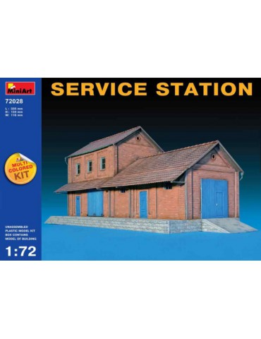 MiniArt 72028 Станция...