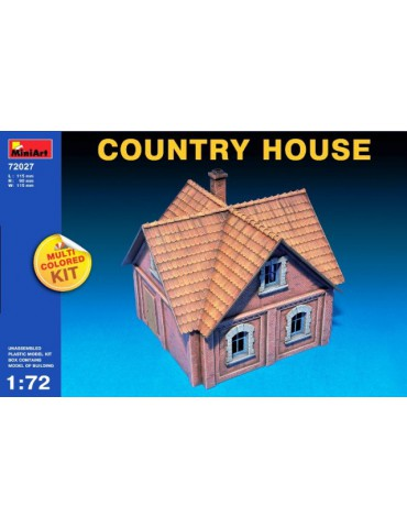 MiniArt 72027 Сельский дом...