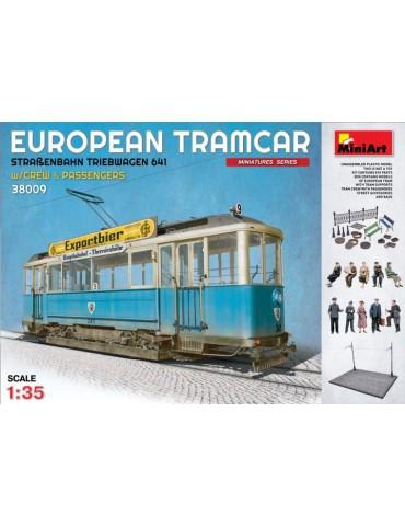MiniArt 38009 Европейский...