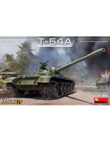 MiniArt 37009 Советский средний танк Т-54А с интерьером 1/35