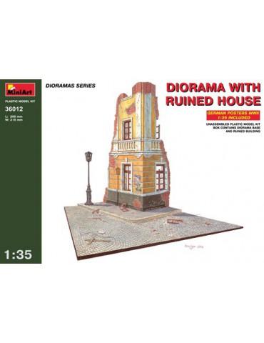 MiniArt 36012 Диорама с...