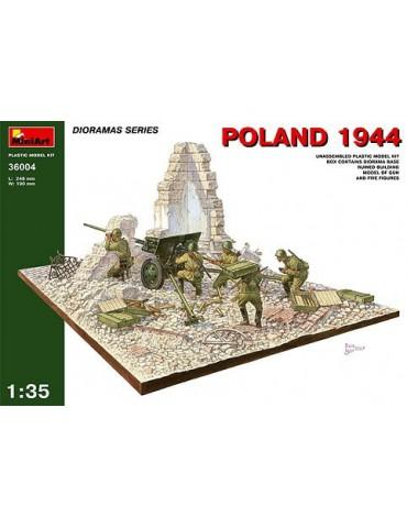 MiniArt 36004 Польша 1944....