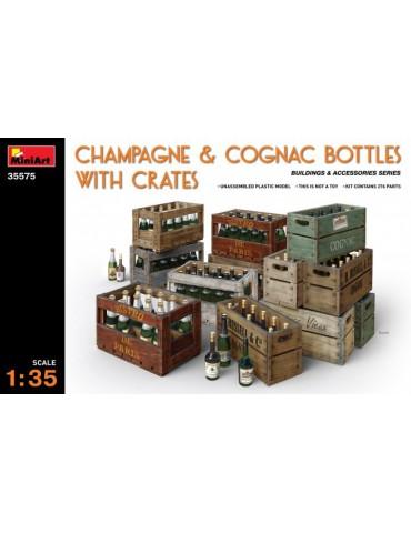 MiniArt 35575 Бутылки...