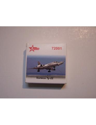 A-Resin 72001 Ту-22 Колеса...