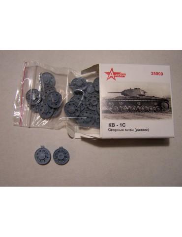 A-Resin 35009 КВ-1С опорные...