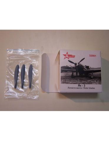 A-Resin 32001 Як-3 лопасти...