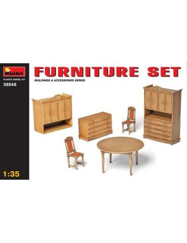 MiniArt 35548 Набор мебели...