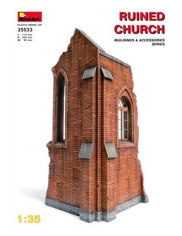 MiniArt 35533 Руины церкви...