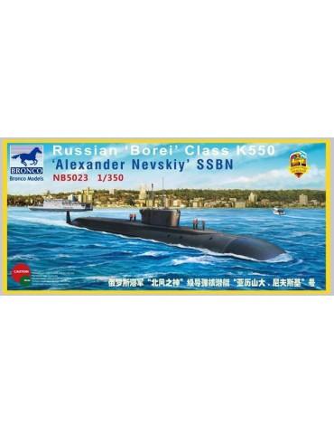 Bronco NB5023 Russian SSBN...