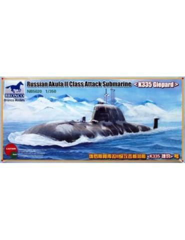 Bronco NB5020 Russian Akula...