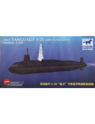 Bronco NB5014 HMS Vanguard...