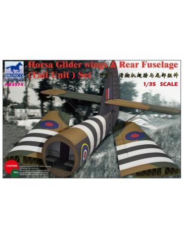 Bronco AB3574 Horsa Glider...