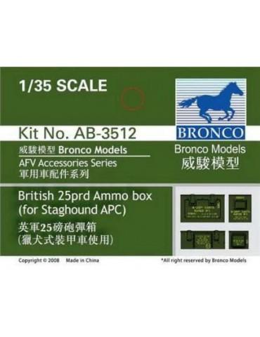 Bronco AB3512 WWII British...