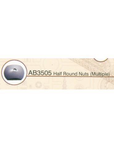 Bronco AB3505 Half Round...
