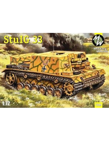 Military Wheels 7249 StuIG...