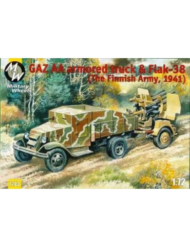 Military Wheels 7243 Г-АА...