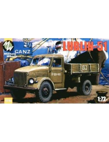 Military Wheels 7216...