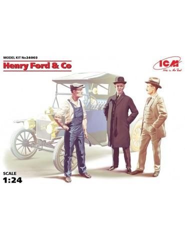 ICM 24003 Фигуры Генри Форд...