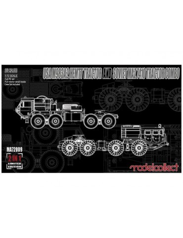 Modelcollect MA72009 USA...