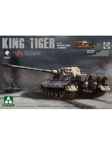 Takom 2047 King Tiger...