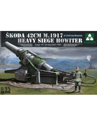 Takom 2018 Skoda 42cm...