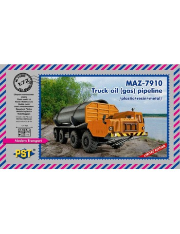 PST 72080 МАЗ-7910 трубовоз...
