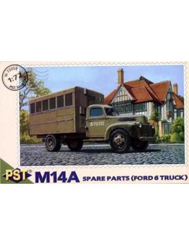 PST 72058 M14A Spare Parts...