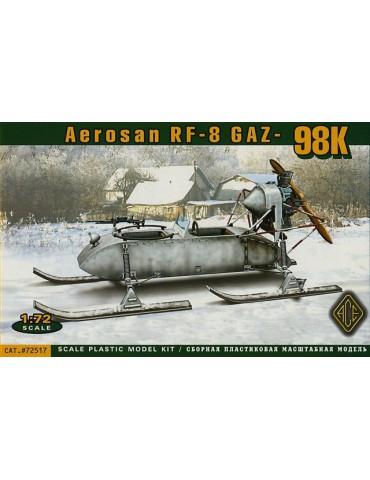ACE 72517 Аэросани 98K...