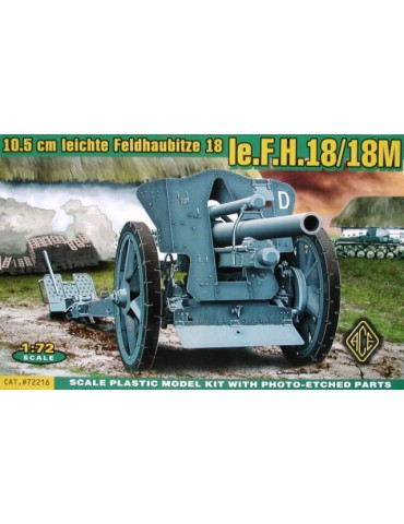 ACE 72216 10.5cm leichte...