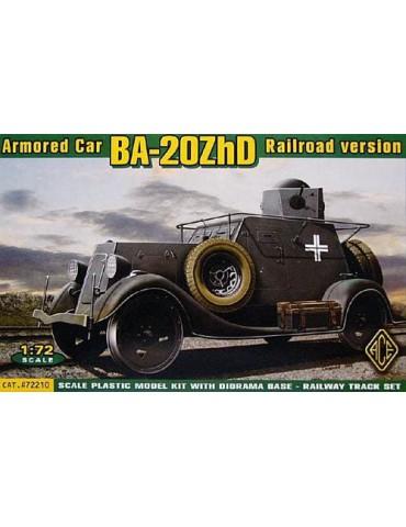 ACE 72210 Ба-20ЖД...