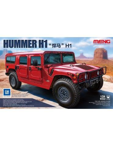 Meng CS-002 HUMMER H1 1/24