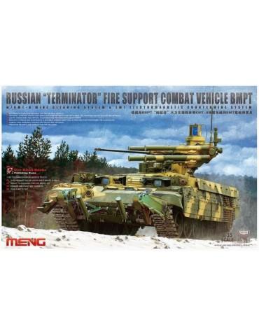Meng TS-010 Боевая машина огневой поддержки Терминатор 1/35 1/35
