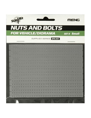 Meng SPS-007 Nuts and Bolts...