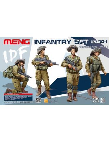Meng HS-004 IDF Infantry...