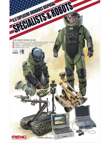 Meng HS-003 US Explosive...