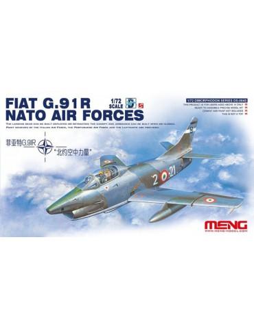 Meng DS-004s Fiat G.91 R...