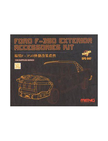 Meng SPS-047 Ford F-350...
