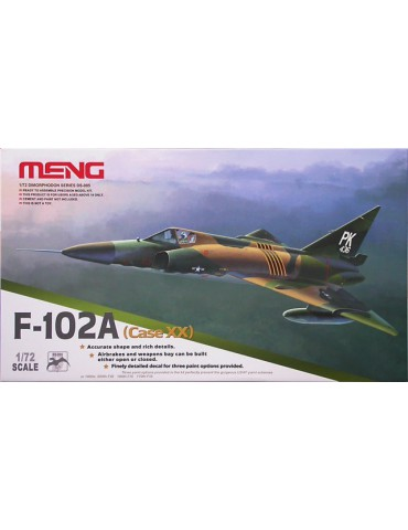 Meng DS-005 F-102A (Case...
