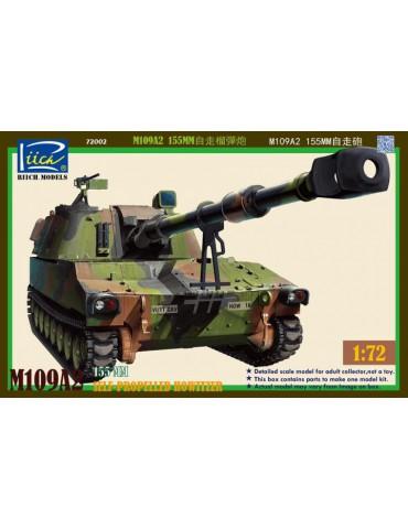 Riich Models 72002 M109A2...