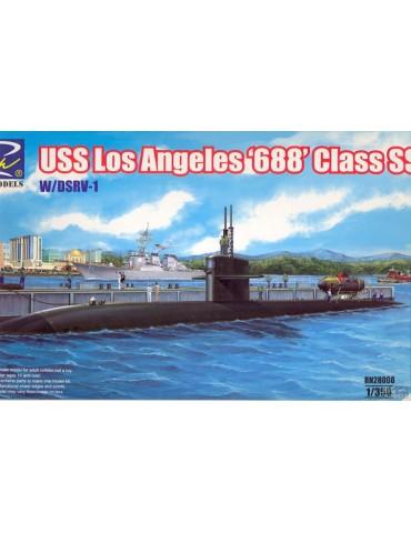 Riich Models RN28008 USS...