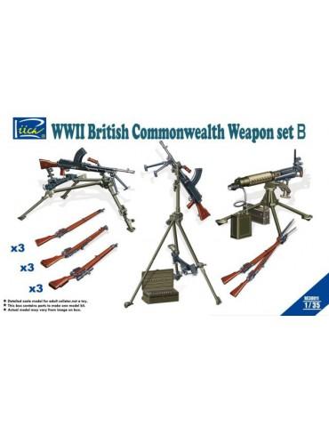 Riich Models RE30011 WWII...