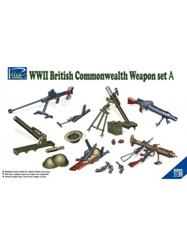 Riich Models RE30010 WWII...