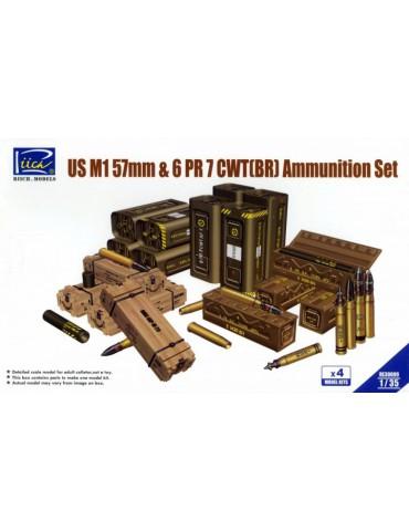 Riich Models RE30009 US M1...