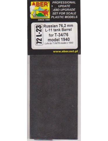 Aber 72L23 Russian 76,2 mm...