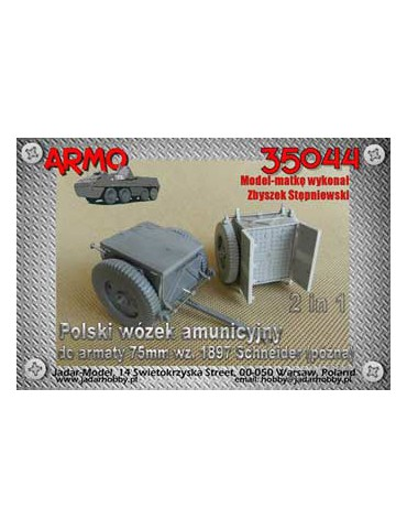 Armo 35044 Ammo trailer for...